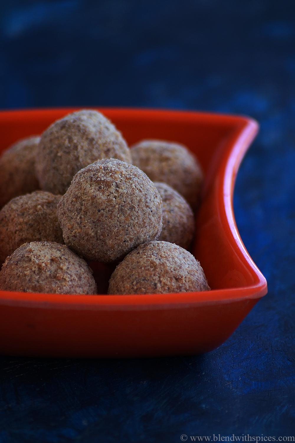 how to make oats peanut ladoo recipe, easy oats recipes videos
