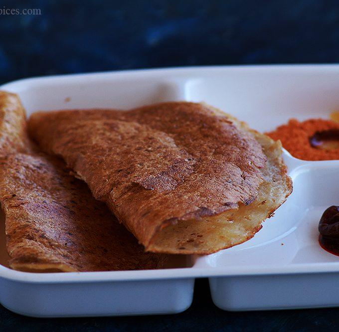 Vermicelli Dosa Recipe- How to Make Semiya Dosa – Instant South Indian Dosa Recipes