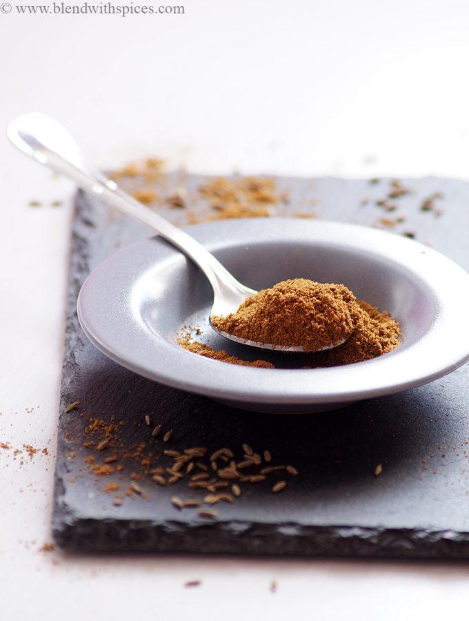 How to Make Roasted Cumin Powder at Home | Homemade Jeera Powder {Video}