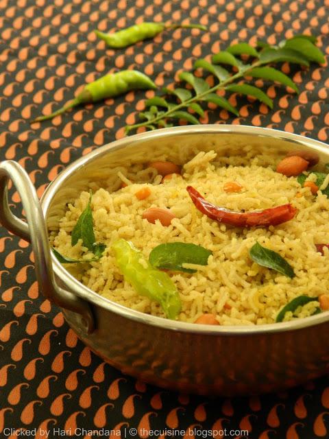 Jowar Lemon Sevai ~ Lemon Flavoured Steamed Sorghum Noodles