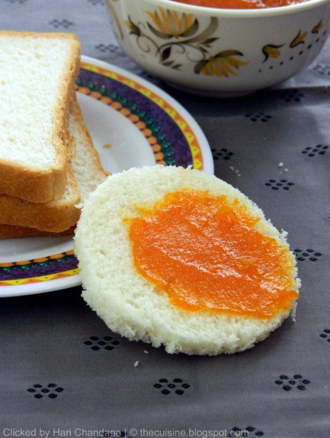 How to Make Carrot Jam at Home | Homemade Carrot Jam Recipe