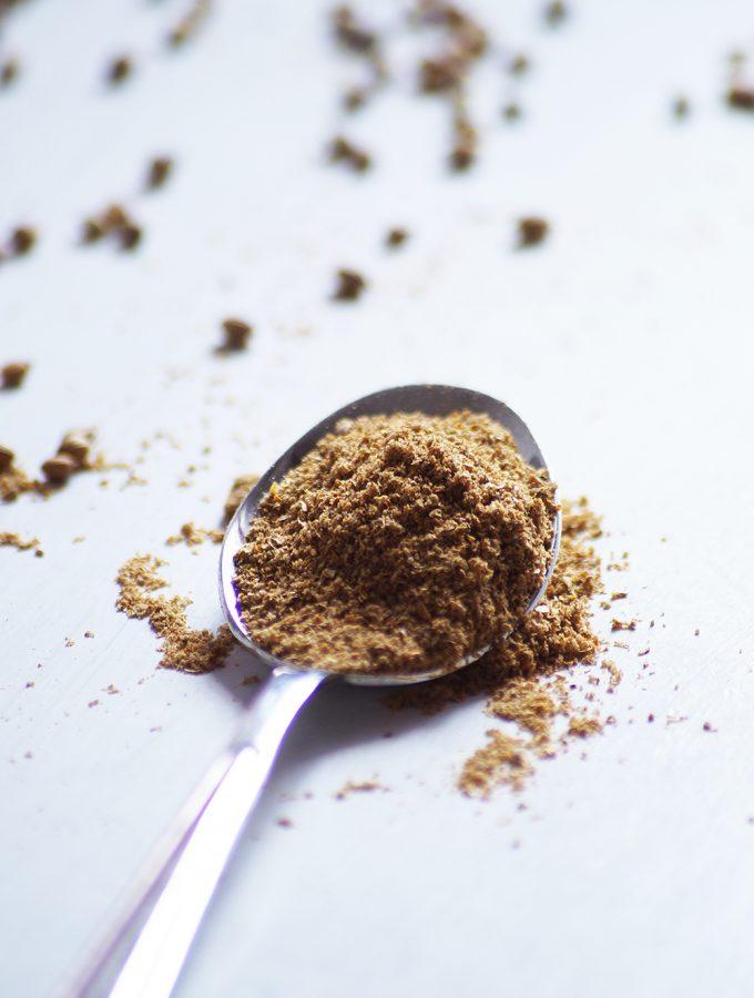 Homemade Coriander Powder or Dhania Powder {Video}