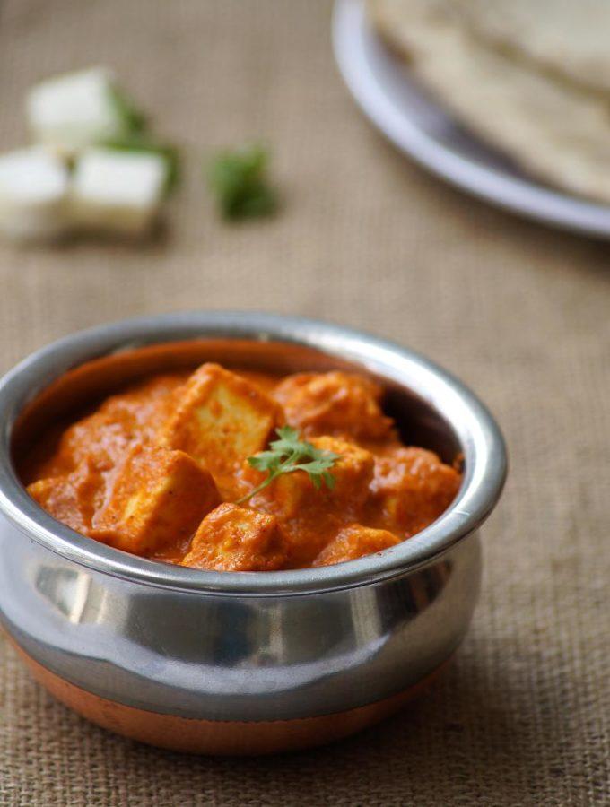 Shahi Paneer Recipe – How to make Shahi Paneer Recipe –  Indian Cottage Cheese in Tomato Gravy – Paneer Recipes