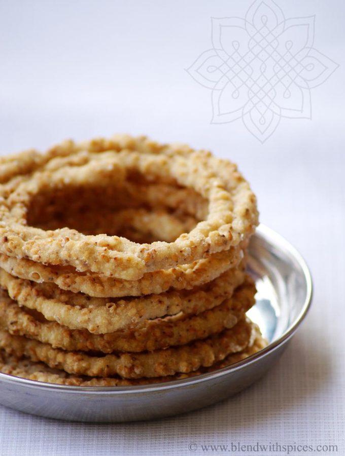 Telangana Sakinalu Recipe Video – How to Make Chakinalu – Traditional Sankranti Recipes