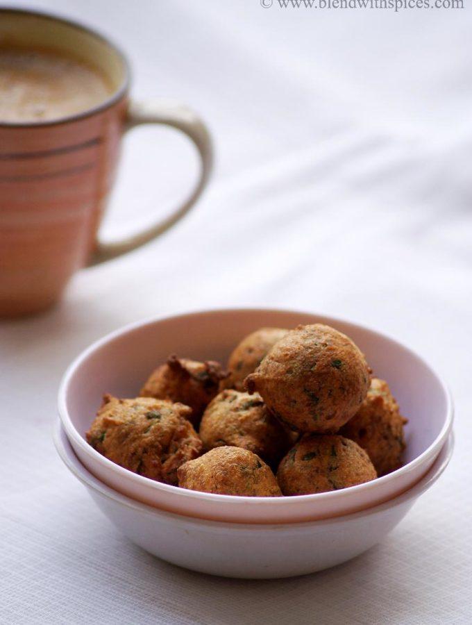 Methi Na Gota Recipe – How to Make Gujarati Style Methi Pakoda – Gujarati Recipes