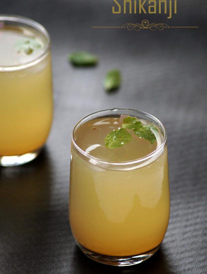 Shikanji Recipe – Indian Lemonade Recipe – How to make Shikanji, Nimbu Pani Recipe
