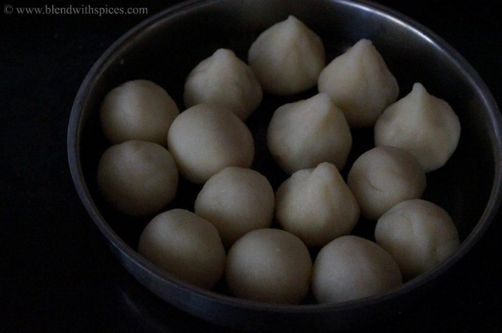 steamed modak recipes for ganesh chaturthi