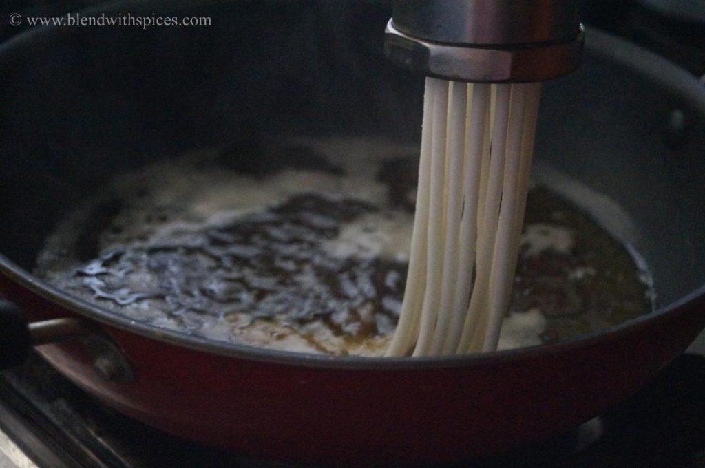 how to make thalikalu, thalikalu recipe for vinayaka chavithi