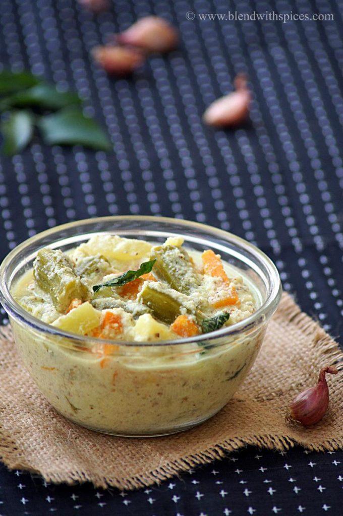 avial recipe, how to make avial, kerala aviyal recipe, onam special recipes