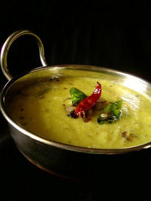 Kerala parippu curry, how to make parippu curry, kerala style parippu recipe