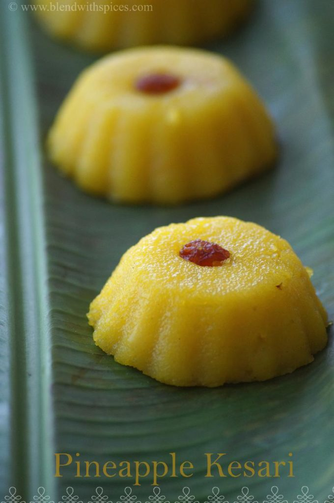 pineapple recipe, how to make pineapple rava kesari, pineapple recipes