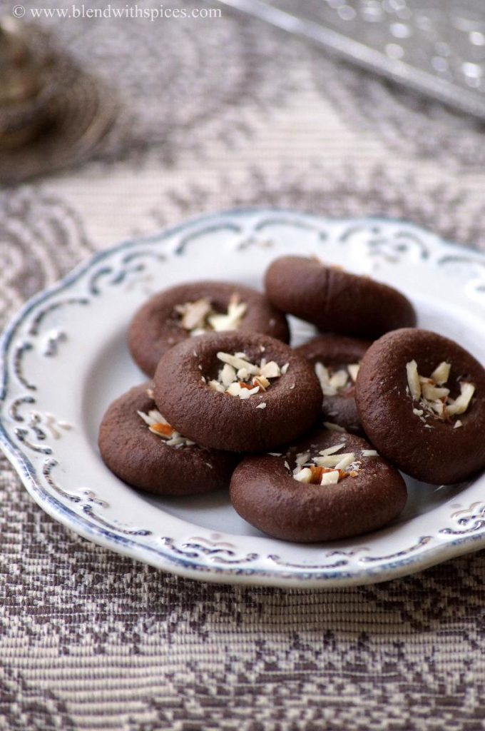 easy indian sweets reicpes, diwali sweets recipes, how to prepare chocolate peda