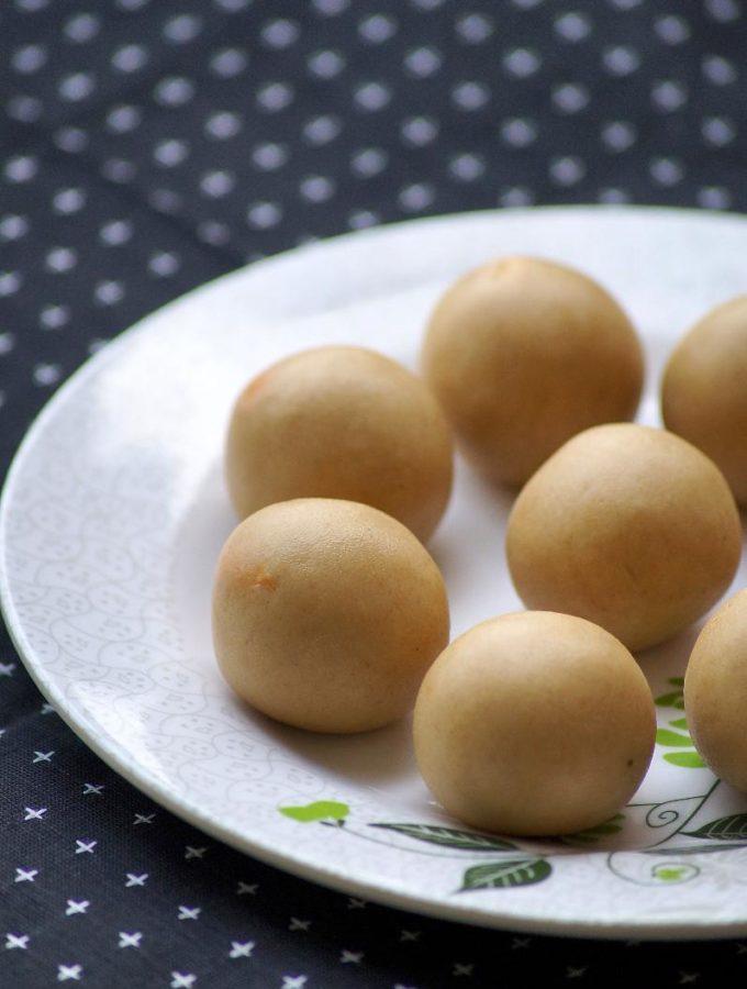 Wheat Flour Laddu Recipe | Aate Ke Pinni | Churmundo Recipe | Easy Diwali Sweets