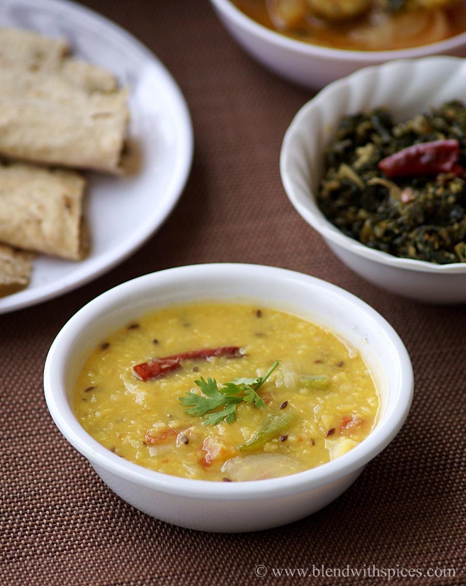 Moong Dal Tadka Recipe - How to make Moong Dal Recipe ...