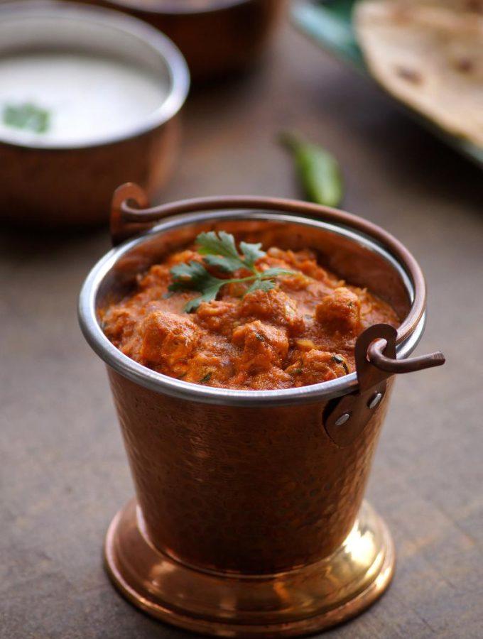 Soya Chunks Curry Recipe – How to make Meal Maker Curry – Soya Chunks Recipes