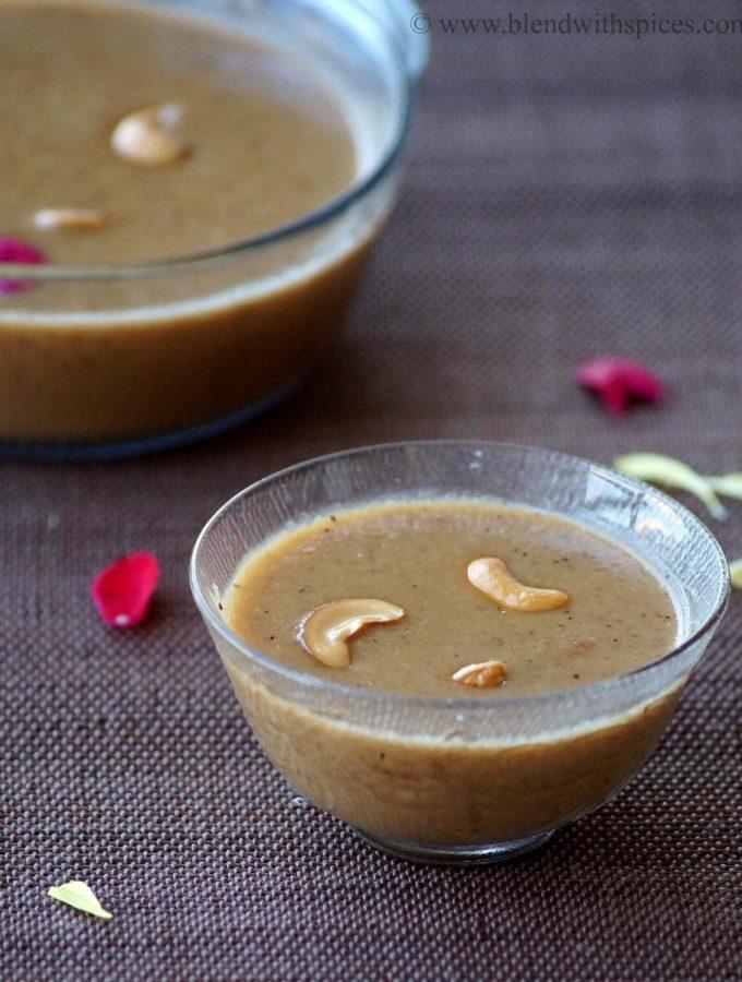 Kobbari Payasam Recipe – Coconut Kheer Recipe – Navaratri Naivedyam Recipes