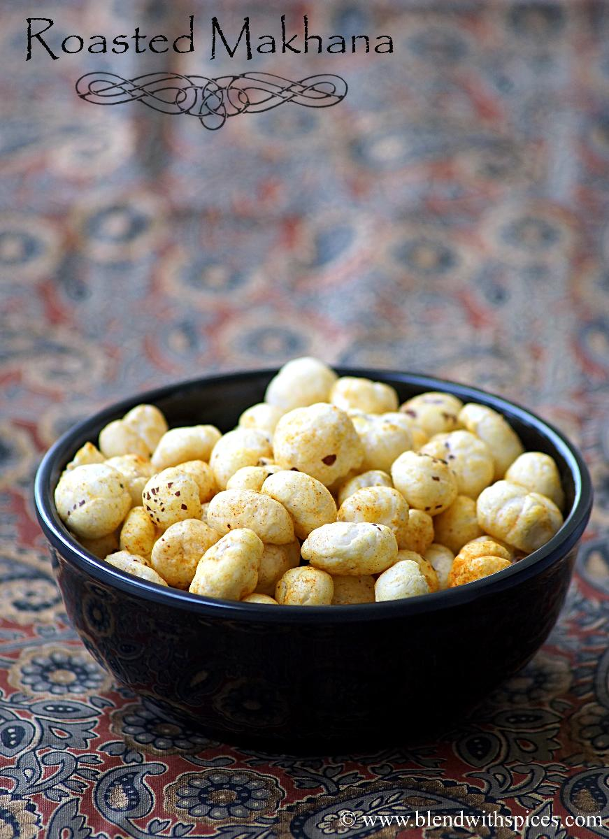 makhana snack