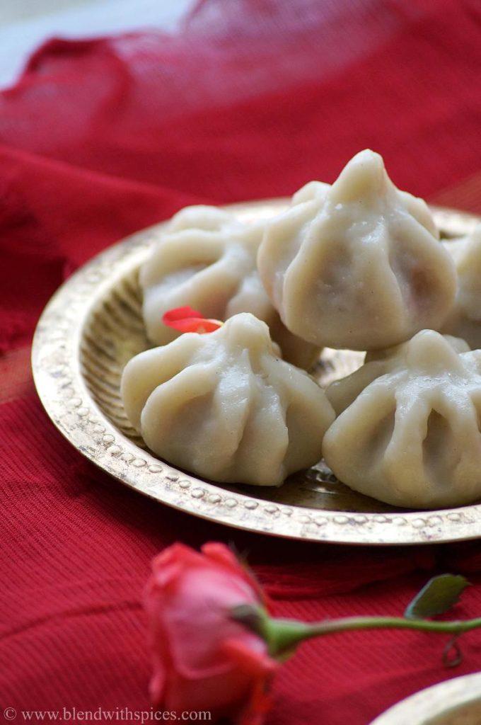 modak recipe, how to make modak, modakam preparation, modak for ganesh chaturthi, sweet kozhukattai
