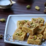 Besan Condensed Milk Burfi Recipe – Milkmaid Recipes
