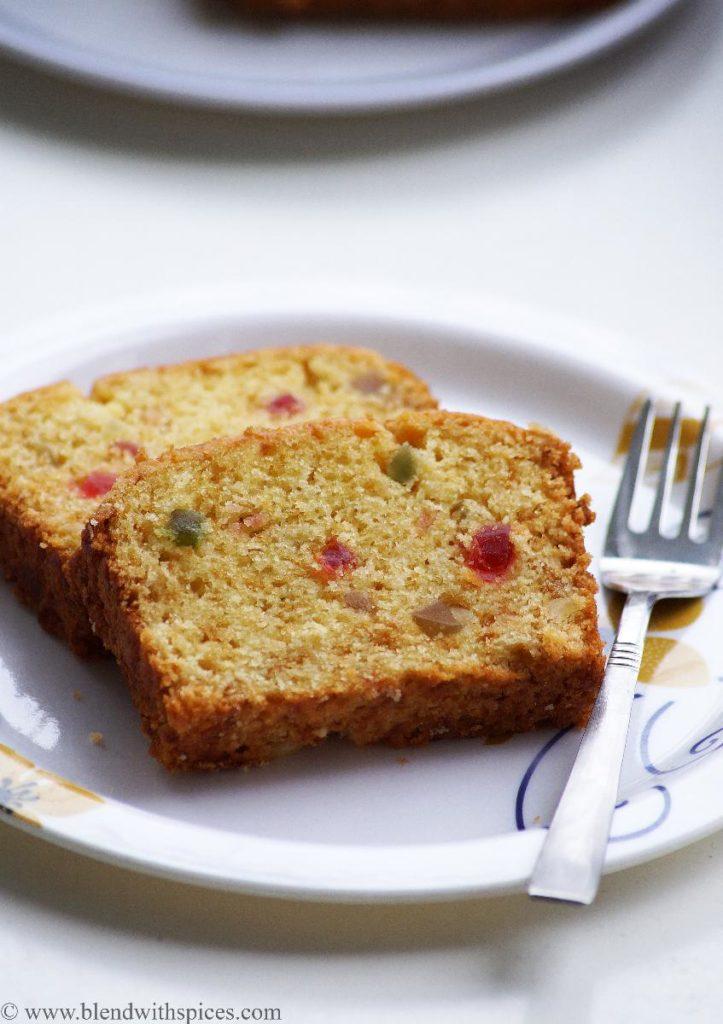 how to make orange tutti frutti cake at home, tutti frutti recipes