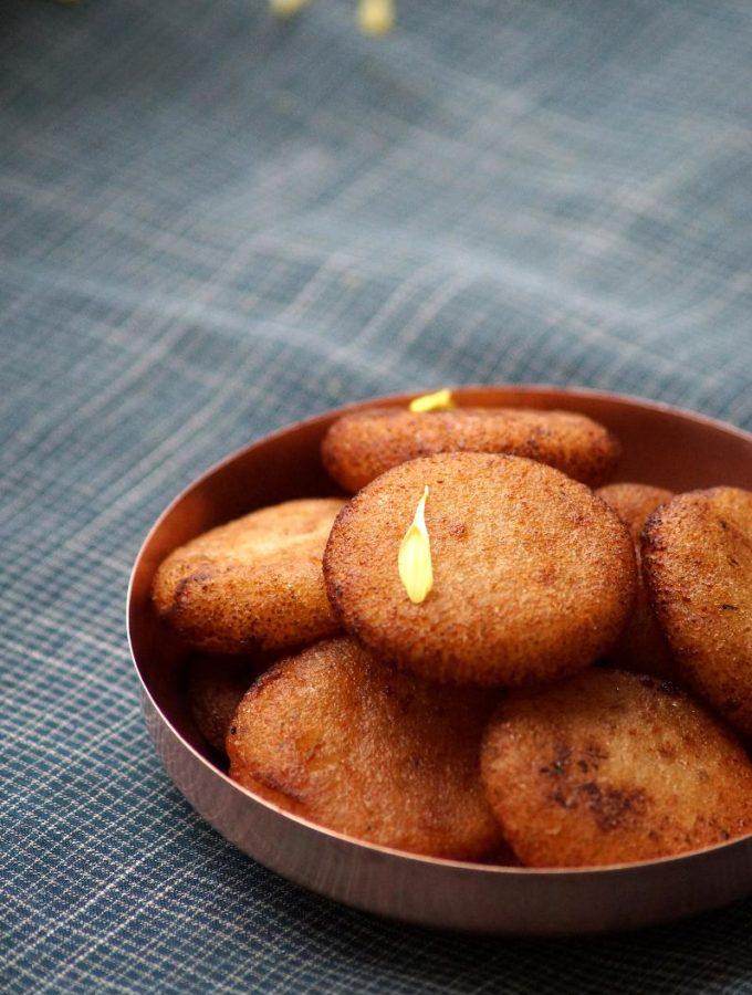 Rava Appalu Recipe ~ Navaratri Special Recipes ~ Naivedyam Recipes
