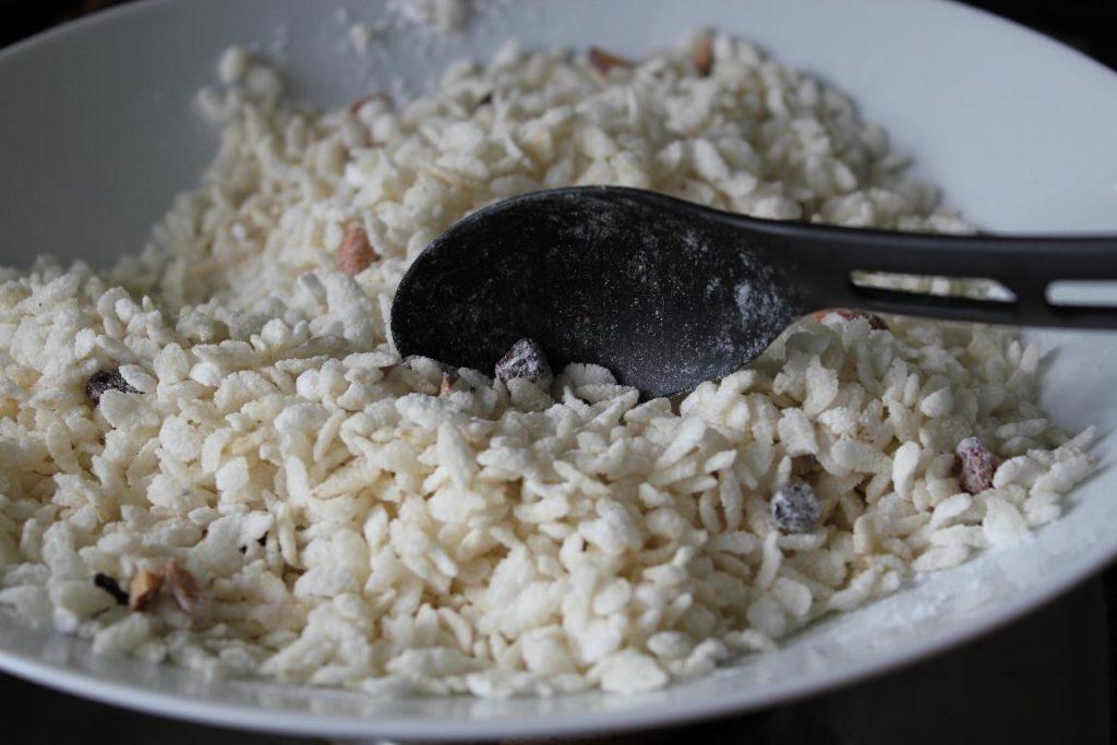 easy krishnashtami recipes, diwali sweet poha recipes