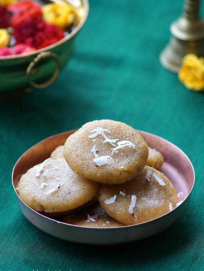 Rava Kudumulu Recipe – Vinayaka Chavithi Recipes