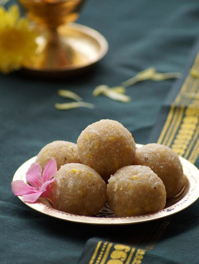 Bellam Undrallu – Teepi Undrallu Recipe – Vinayaka Chavithi Naivedyam Recipes – Step by Step Recipe