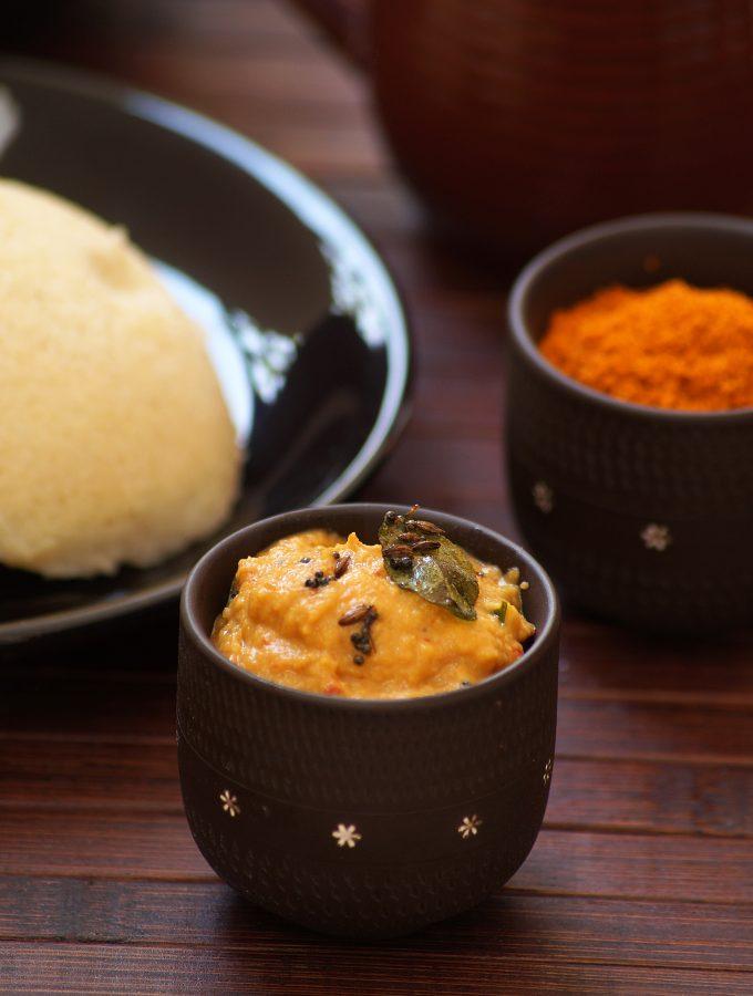 Radish Chutney Recipe – How to Make Mullangi Pachadi for Tiffins