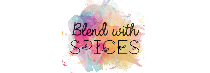 Blend with Spices logo